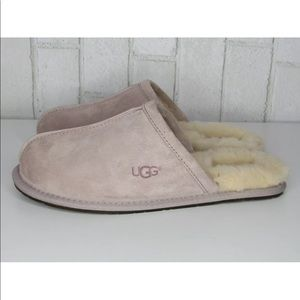 UGG Australia Pearle Shearling Lined Slippers
